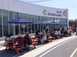 島の駅 SHINOJIMA オープン!